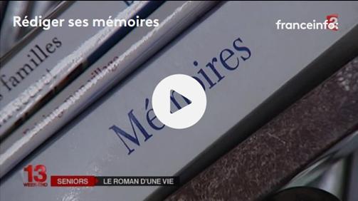 Vidéo de présentation des Compagnons Biographes